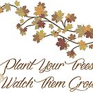 Plant Your Trees by Jessica Becker