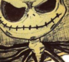 Skeleton Jack Sticker