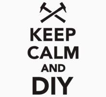 Keep calm and DIY One Piece - Long Sleeve