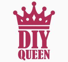 DIY Queen One Piece - Short Sleeve