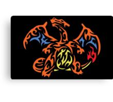 Pokemon - Charizard  Canvas Print