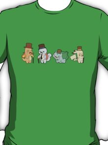 Pokemon - Mustache T-Shirt