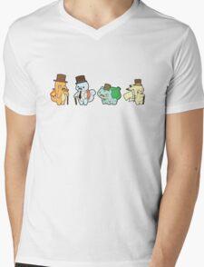 Pokemon - Mustache T-Shirt