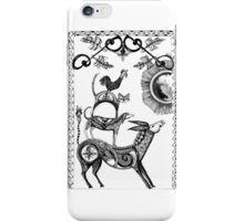 The Town Musicians of Bremen iPhone Case/Skin