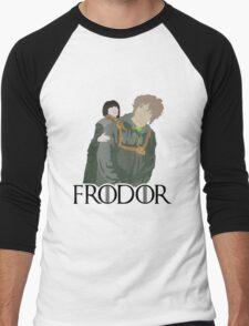 Frodor Men's Baseball ¾ T-Shirt