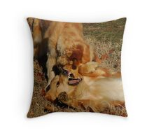 I'm the fairest of them all! Throw Pillow
