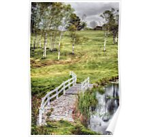 Birch Meadow Poster