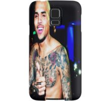 Chris Brown Samsung Galaxy Case/Skin