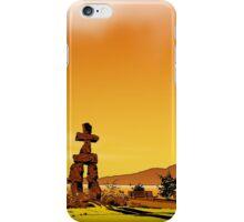 Inuksuk iPhone Case/Skin
