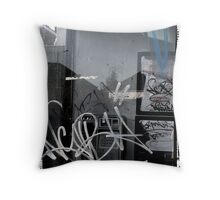 Phonebox Artist  Throw Pillow