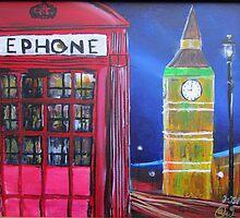 London Calling by AlexAndAri
