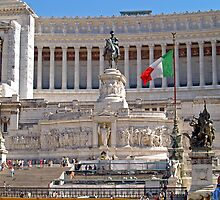 Rome - Capitol Building by Memaa