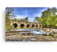 The 7 Arches Bridge - River Douglas, Co. Derry   Canvas Print