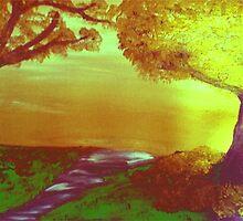 Rising Sun by MottSauce
