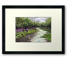 Denny Wood Framed Print