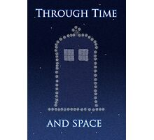 Through Time and Space Photographic Print