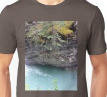 River Below Rock Unisex T-Shirt