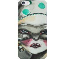 Gloria Gilbert iPhone Case/Skin