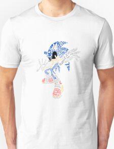Bad Creepypasta Sonic Exe T-Shirt