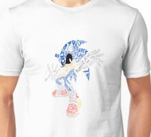 Bad Creepypasta Sonic Exe Unisex T-Shirt
