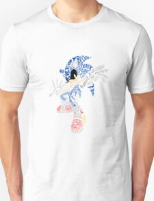 Bad Creepypasta Sonic Exe T-Shirt
