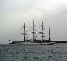 sea cloud by DI43