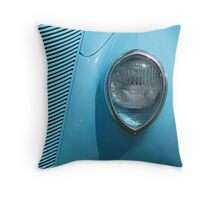Cruiser Throw Pillow
