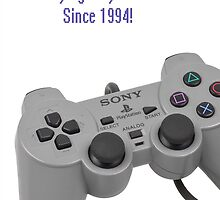 Playstation 1994 by Epicguy78