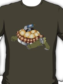 Siege Turtle T-Shirt