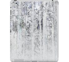 Spiderweb omongst the ashes iPad Case/Skin