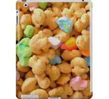 Marshmallow Cereal iPad Case/Skin