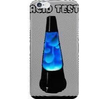 Acid Test iPhone Case/Skin