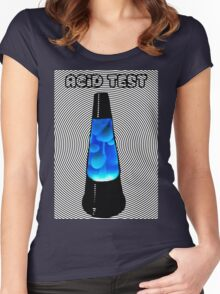 Acid Test Women's Fitted Scoop T-Shirt