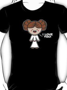 Kawaii I Love You T-Shirt
