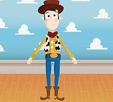 Woody by ClauCalderon