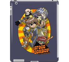 Space Cowboy vs. the Bounties iPad Case/Skin