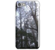 Ashes in the mist iPhone Case/Skin