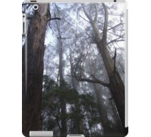 Ashes in the mist iPad Case/Skin