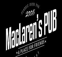 MacLaren's Pub by FrankG410
