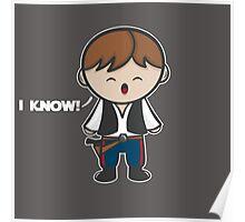 Kawaii I Know Poster
