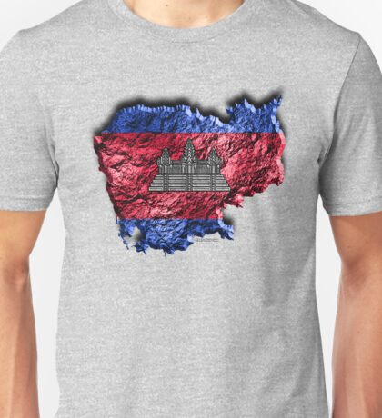 Cambodian Pride Unisex T-Shirt