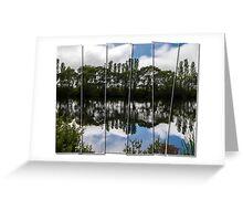 Lake Ensemble Greeting Card