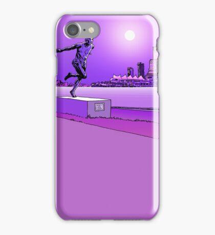 Burrard Inlet iPhone Case/Skin