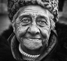 European Portraits No. 7 by Lasse Damgaard