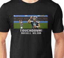 Tecmo Bowl Touchdown Russell Wilson Unisex T-Shirt