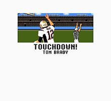 Tecmo Bowl Touchdown Tom Brady Unisex T-Shirt