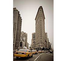 Flatiron Building. New York City. Photographic Print
