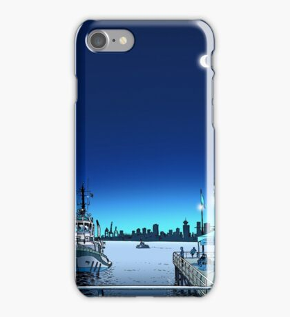 Lonsdale Quay iPhone Case/Skin