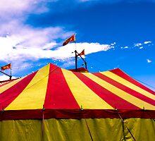 Circus Tent by David Petranker