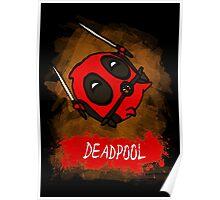 Potato Deadpool Poster